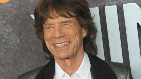 Mick Jagger est papa (pour la huitième fois) à 73 ans!