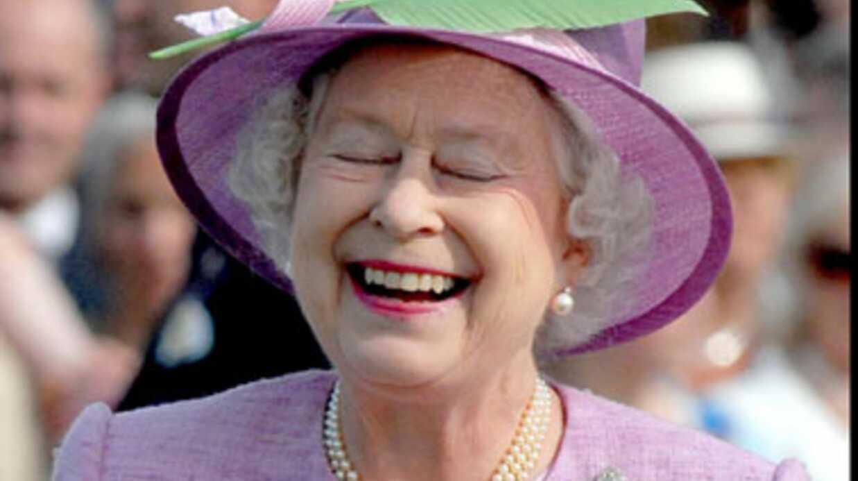 La reine Elizabeth II s'invite au mariage de parfaits inconnus