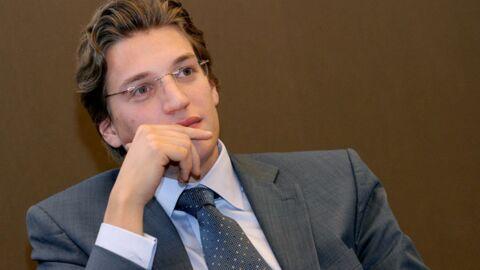 Jean Sarkozy a commencé ses cours à la fac avec succès