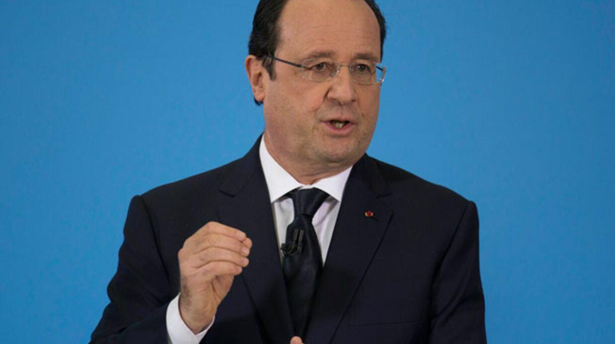 La visite inattendue de François Hollande à Trappes
