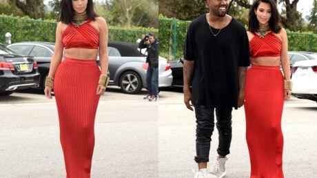 PHOTOS Kim Kardashian très sexy avec son look Cléopâtre avant les Grammy