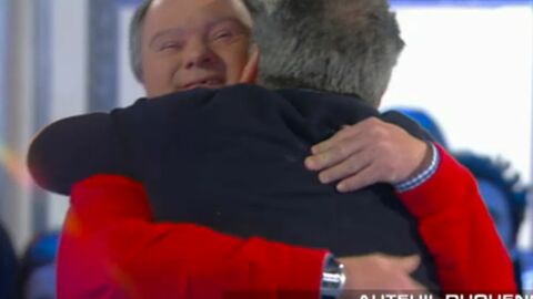 VIDEO 20 ans après, Daniel Auteuil retrouve son ex-partenaire Pascal Duquenne