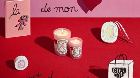 Olympia le Tan pour Diptyque: la collection Saint-Valentin