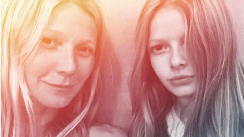 PHOTO Gwyneth Paltrow publie un rare selfie avec sa fille