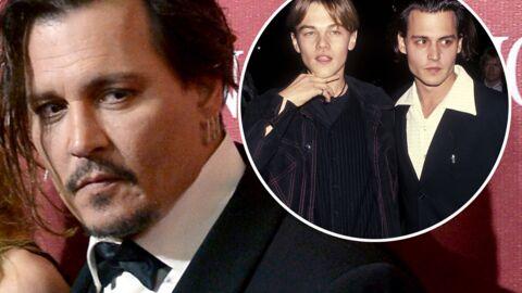 Johnny Depp révèle avoir «torturé» Leonardo DiCaprio à ses débuts