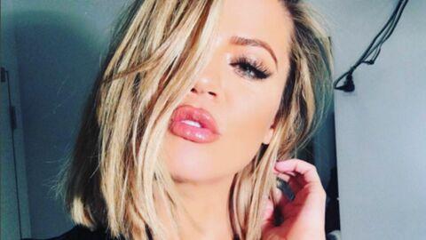 PHOTO Khloé Kardashian dévoile un sein et se compare à Marilyn Monroe