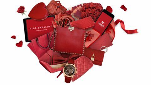 Videdressing X Happn: la collaboration spéciale Saint-Valentin