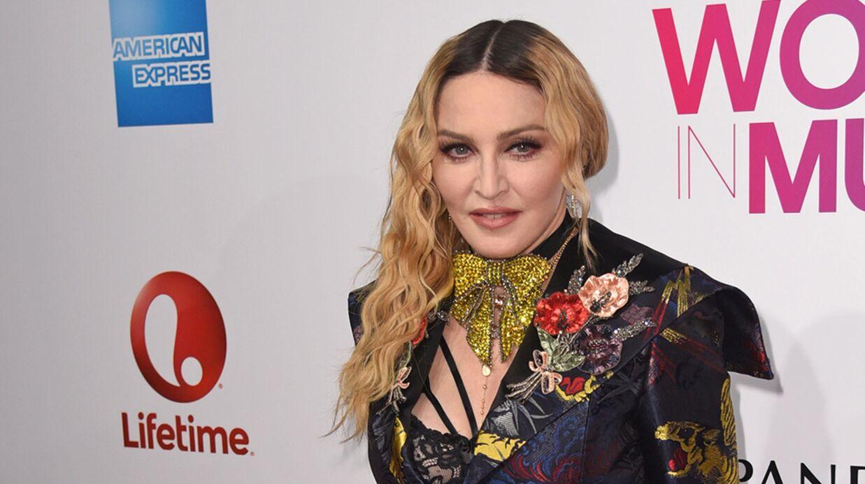 Madonna: l'adoption de ses jumelles suscite des critiques au Malawi