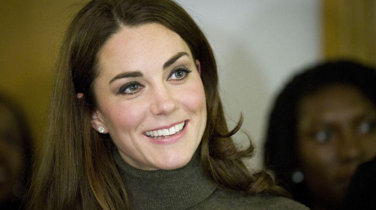 Prince William et Kate Middleton: un premier bébé