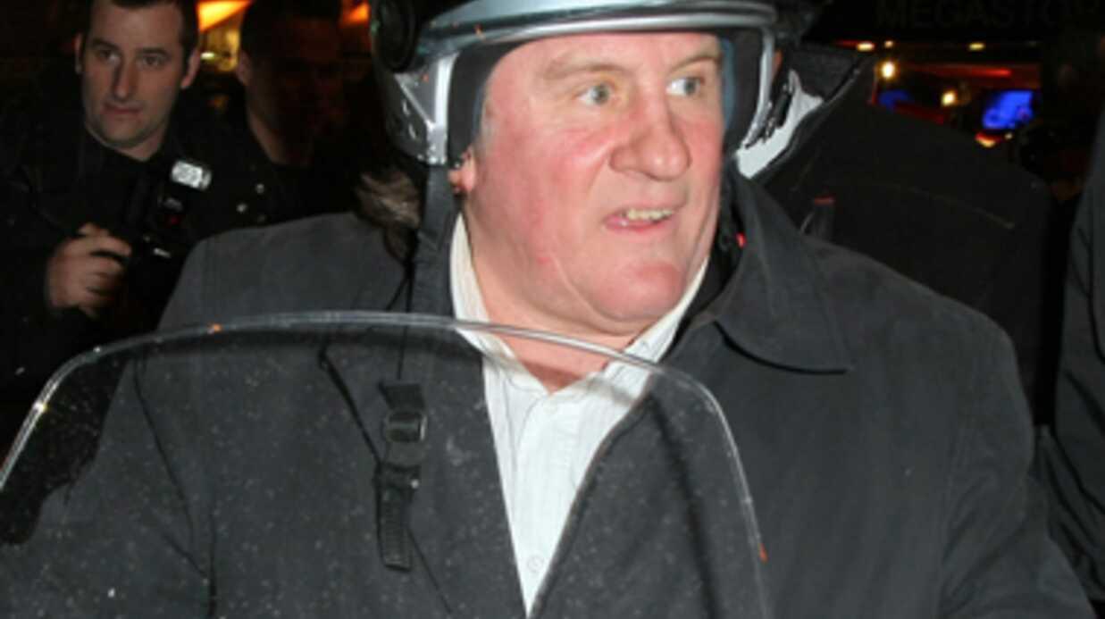 Gérard Depardieu jugé par un tribunal correctionnel