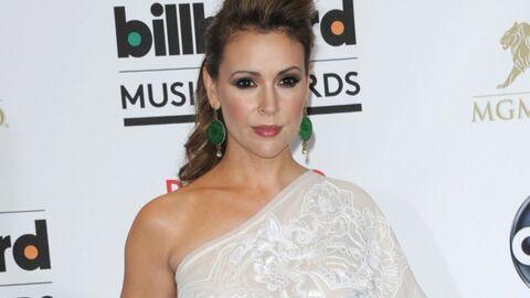 Alyssa Milano blessée par les attaques d'un comédien sur son poids