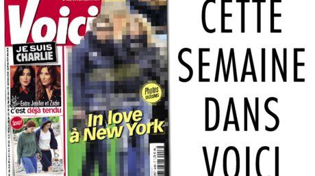 C'est dans Voici: deux stars complètement in love à New York