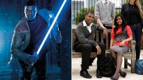 Quand John Boyega, le héros de Star Wars, posait pour des photos bien (bien) kitsch