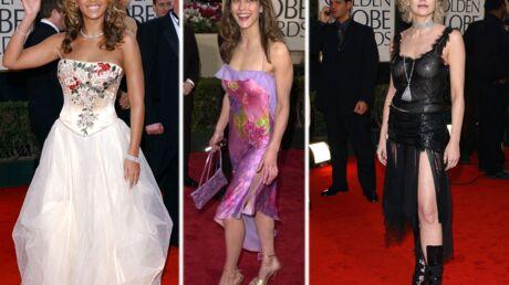 PHOTOS Golden Globes: rétrospective des pires looks jamais vus sur le tapis rouge