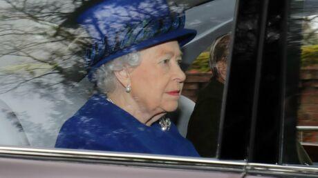 VIDEO Elizabeth II: complètement rétablie, elle remet enfin le nez dehors