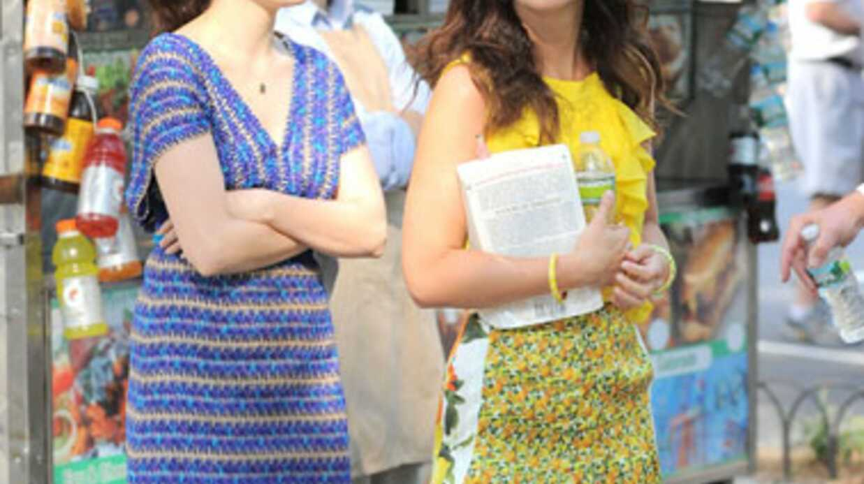 DIAPORAMA Roxane Mesquida dans Gossip Girl