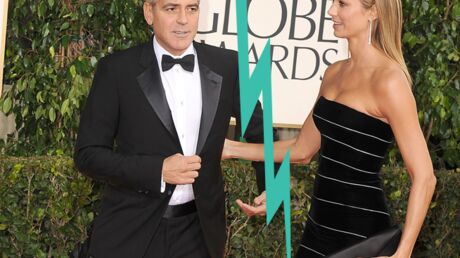 George Clooney et Stacy Keibler ont rompu