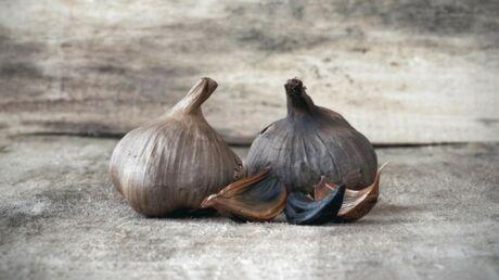 L'ail noir, le condiment qui vous veut du bien