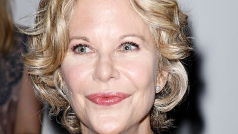 PHOTOS Meg Ryan : son visage a encore beaucoup changé…