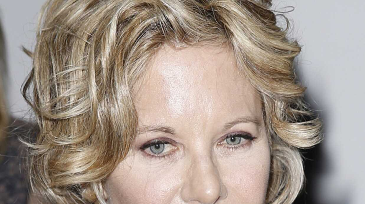 PHOTOS Meg Ryan : son visage a encore beau­coup chan­gé…