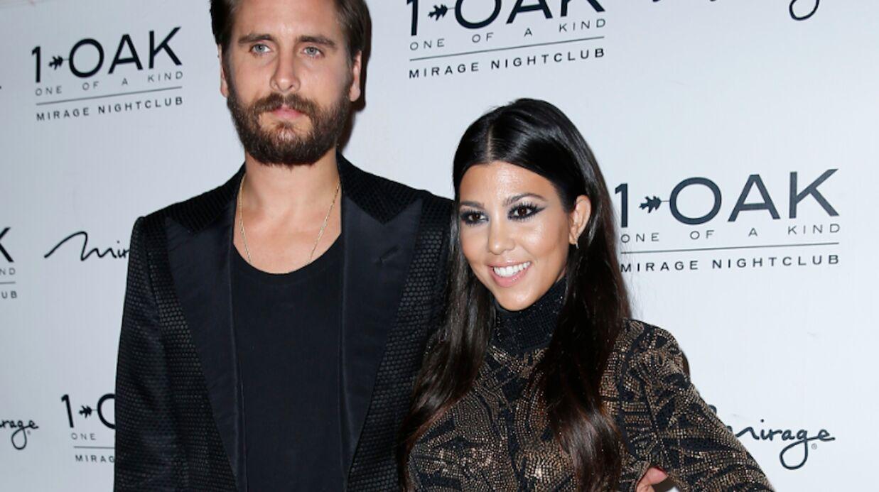 Rupture Kourtney Kardashian- Scott Disick: il refuse de rentrer pour s'expliquer avec elle