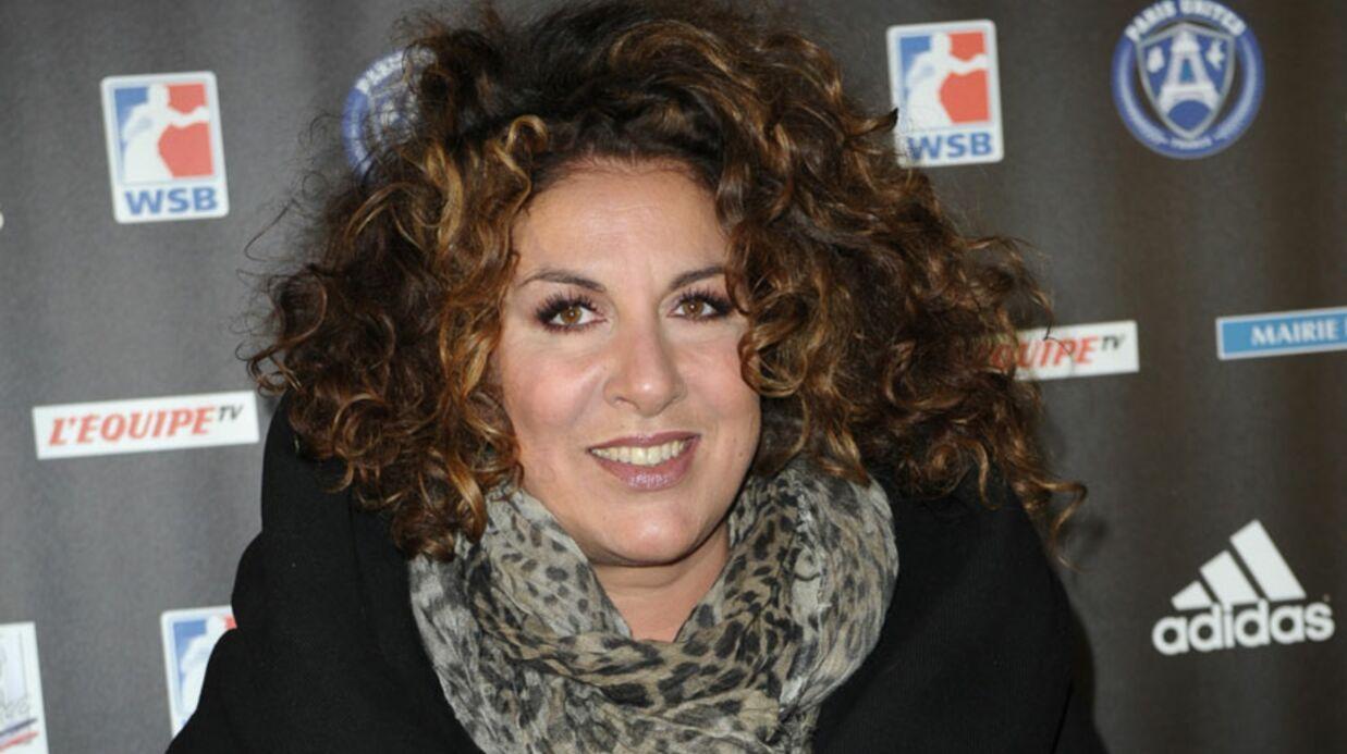Marianne James de retour à la télé sur TF1