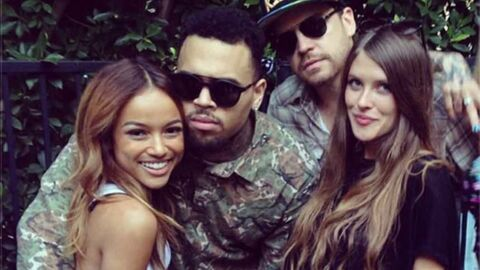 Chris Brown fête sa sortie de prison avec Karrueche Tran