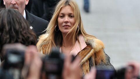 Kate Moss débarquée d'un avion à Londres car elle perturbait le vol