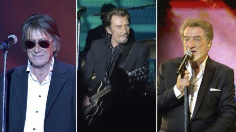 Johnny Hallyday: découvrez le jackpot qu'il va toucher pour chaque concert des Vieilles canailles
