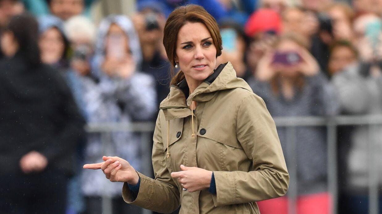 PHOTOS Kate Middleton: ses fans s'arrachent ses baskets à 60 euros