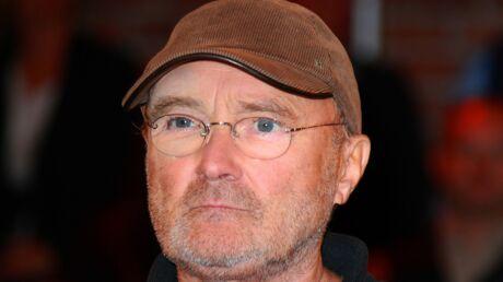 Phil Collins hospitalisé après une grosse chute sur la tête