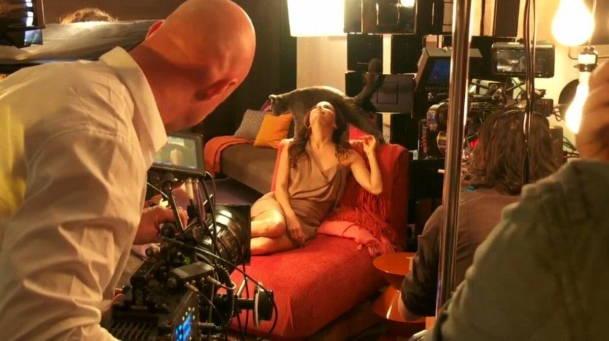 VIDEO Eva Longoria glamour dans une publicité pour des croquettes