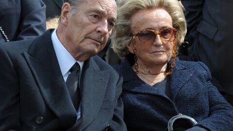 VIDEO Selon Bernadette, Jacques Chirac refuse d'admettre qu'il est malade