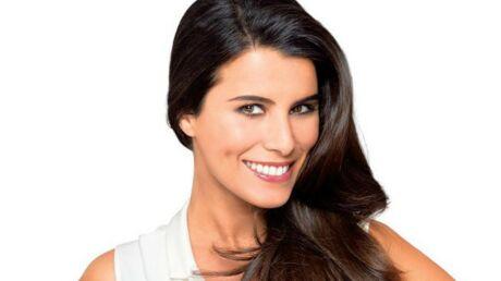 Karine Ferri livre le secret de son sourire