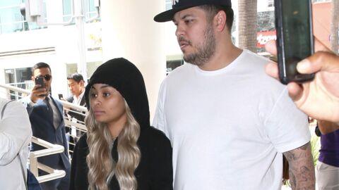 Rob Kardashian et Blac Chyna: bientôt une télé-réalité sur leur vie de famille?