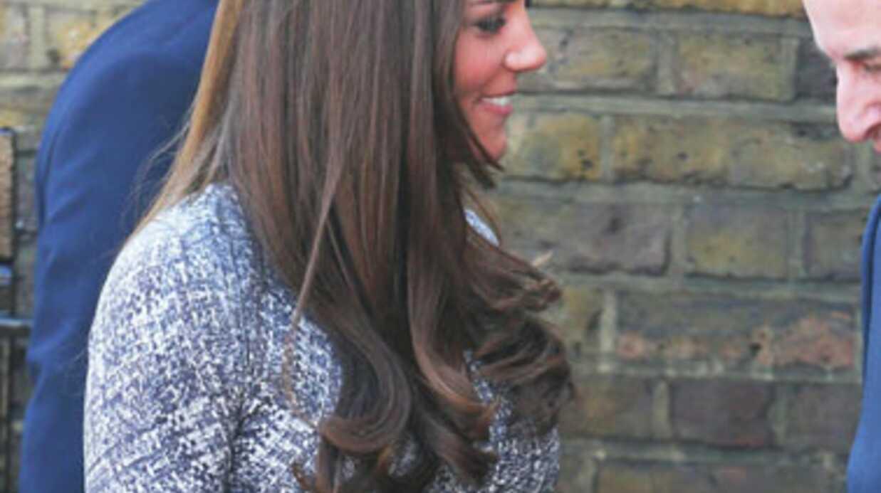 Kate Middleton s'offre de nouveaux vêtements de grossesse