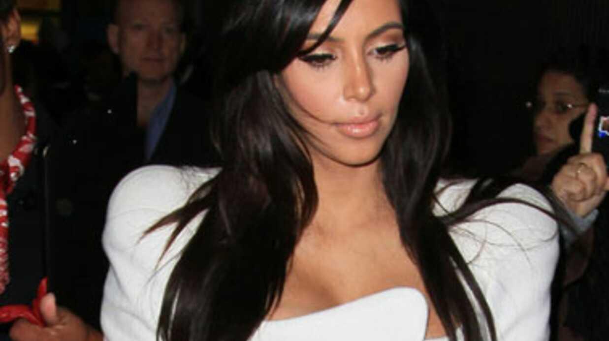 Kim Kardashian hospitalisée après une crainte de fausse couche