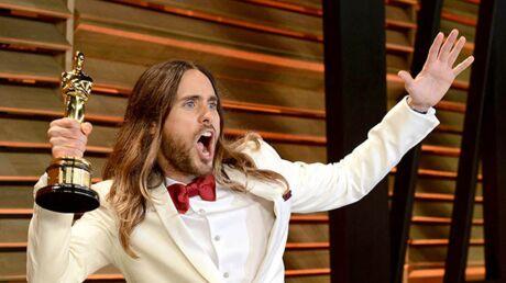 Jared Leto a déjà abîmé son Oscar