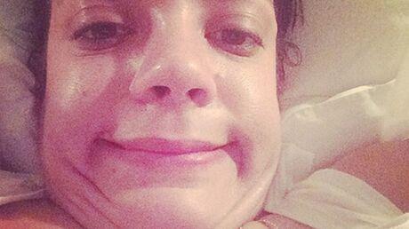 PHOTO Lily Allen poste le pire selfie de toute l'histoire