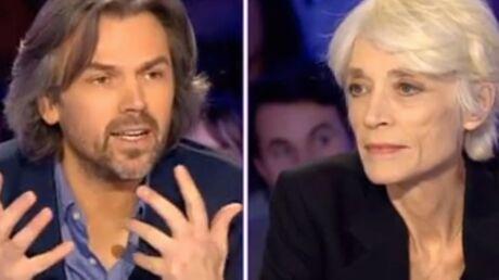 Critiqué par Françoise Hardy, Aymeric Caron évite le clash dans ONPC