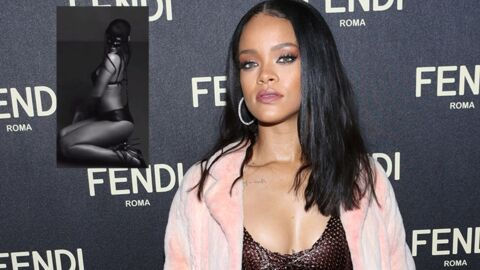 VIDEO Rihanna sexy en tenue SM sur Instagram