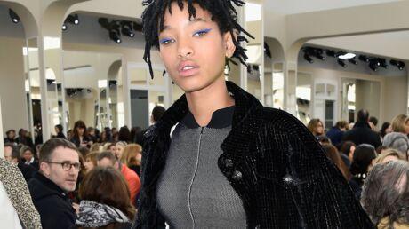 Willow Smith: Karl Lagerfeld a choisi la fille de Will Smith pour être la nouvelle égérie Chanel