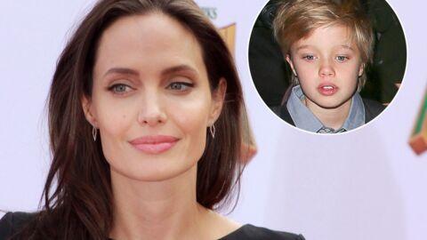 PHOTOS Angelina Jolie: à 9 ans, sa fille Shiloh affiche déjà ses convictions