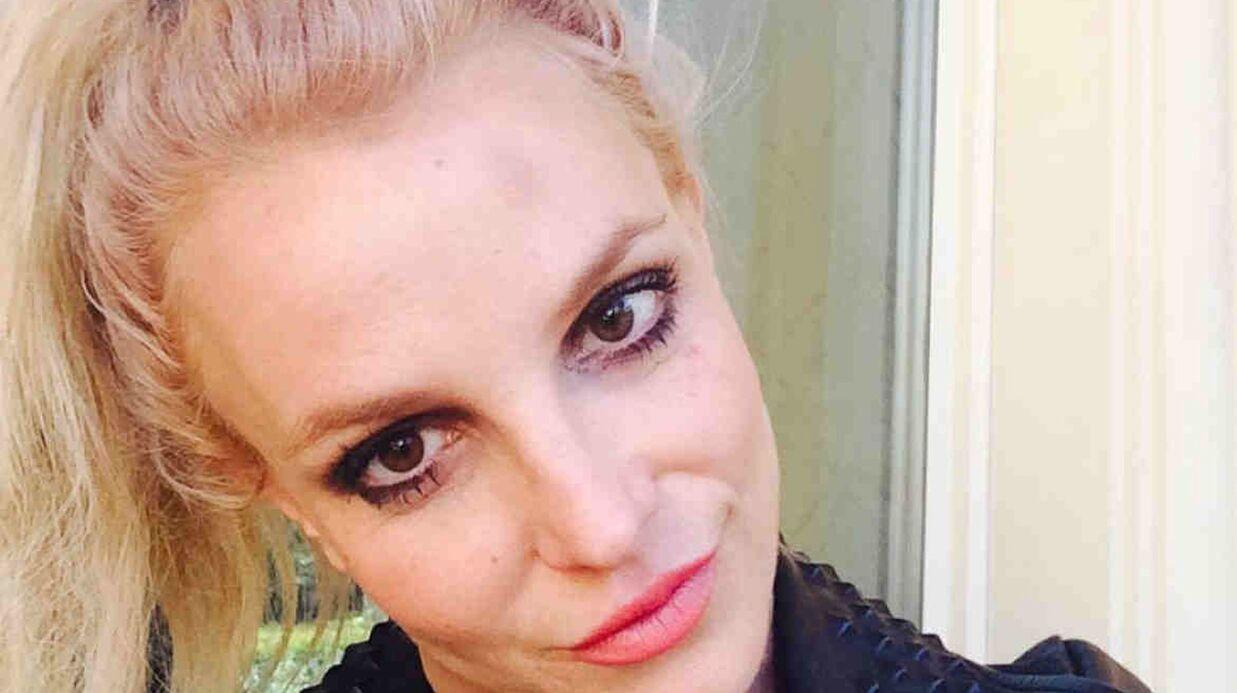 PHOTO Britney Spears: son tendre moment avec ses deux fils