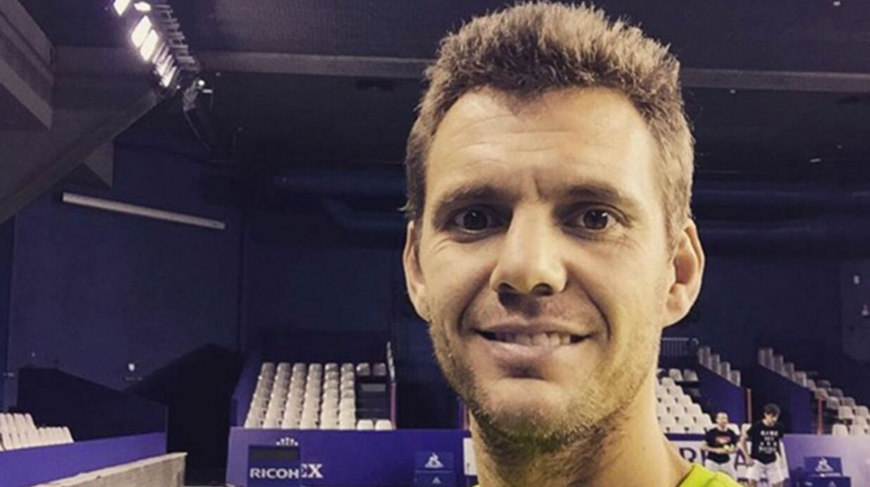 PHOTO Paul-Henri Mathieu : le tennis­man est de nouveau papa !