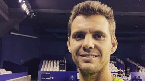 PHOTO Paul-Henri Mathieu : le tennisman est de nouveau papa !