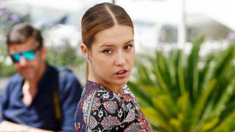 PHOTO Adèle Exarchopoulos attend son premier enfant