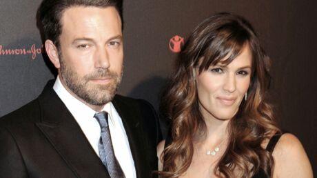 Finalement, Ben Affleck et Jennifer Garner ne veulent plus divorcer