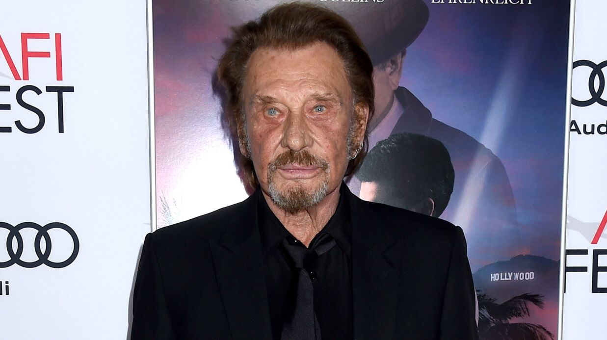 Johnny Hallyday souffre d'un cancer du poumon