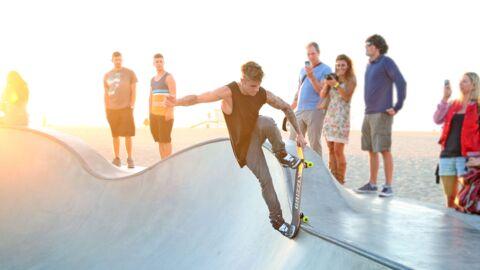 DIAPO Ces stars qui font du skateboard